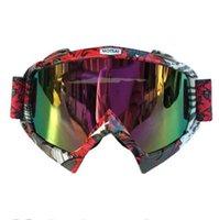 2021 Toz Geçirmez Motosiklet Rider Off-Road Gözlükleri, Rüzgar Geçirmez Gözlük, Twist, Anti-Fill Goggles, Yokuş Aşağı Kayak Gözlüğü