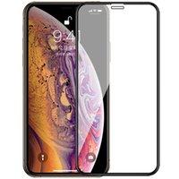 Оптом полная крышка закаленного стекла для 12 про максимальный взрывозащищенный экран защитник пленки для iPhone xr xs 11 12 pro max x 7 8plus 12mini