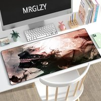 Mouse Pads & Wrist Rests MRGLZY Multi-size 400*900MM Anime Ghoul XXL Large Pad Gaming Peripheral Rugs MousePads Computer Accessories D