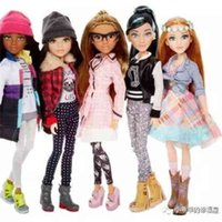 W7828 놀라운 MC2 TV 주인공 조인트 인형 뷰티 + 하나의 아바타 여러 옵션 .47 소녀 장난감 210903
