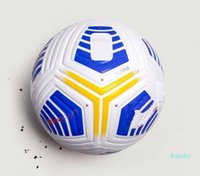 Best quality Club Serie A League match Soccer ball 2021 size 5 balls granules slip-resistant football high quality ball