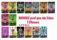 Dr.Zodiaks Moonrock Pre-Roll Joint Blunt Etichette Adesivi Dankwoods Pothead Moonrock Barewoods Runtz Joke's Up Better Backpackboyz Joint