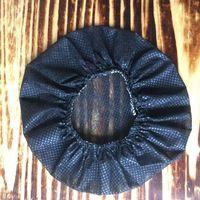 100 pçs / saco capa descartável capa não tecida almofada de ouvido 10-12cm fone de ouvido descartável orelha cobre 100pack / lote