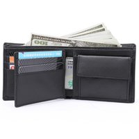 Wallets 2021 Small Wallet Men Genuine Leather Male Clutch Bag Holder Business Coin Purses High Quality Pocket