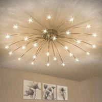 Ceiling Lights Nordic Star LED Modern Fashion Lamp For Kitchen Dining Room Bedroom Living G4 Bulb Home Lighting