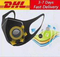 スポンジ保護マスク防塵通気性の男性と女性夏の夏の防曇ダスト呼吸バルブ綿PM2.5ブラックワイドショルダーストラップマスク