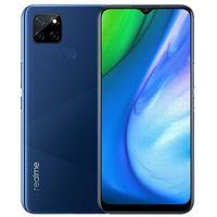 "Original Realme Q2I 5G Mobiltelefon 4 GB RAM 128 GB ROM MTK 720 Octa Core Android 6.5 ""LCD Vollbild 13MP AI 5000mAh Gesicht ID Fingerprint Smart Handy"