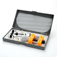 Repair Tools & Kits Watch Kit Back Opener Wrench Key And Case Movement Holder Tool Change Battery Watchmaker