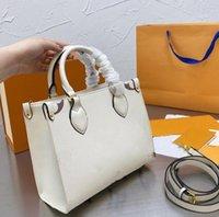 2021 Mini Onthego Totes Mode Handtaschen Frauen Top Qualität Umhängetasche Nette Kleine Crossbody Girls Full Range