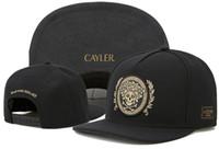 2021 Casual Unisexe Cayler Sons Puissance Réglable Hip Hop Baseball Casquettes Gorras Bones Hommes Femmes Summer Sports de plein air Snapback Chapeaux
