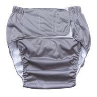 Pano fralda ajustável lavagem fraldas adultos reutilizáveis capas idosas guardanapo impermeável fraldas fraldas briefs shorts calcinha calça b2813 114 y2