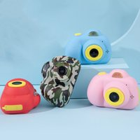 2 Inch 1800 w HD Kids Digital Camera Video Recording Built-in Games For Children Toys Face Recognition Auto Focus Cartoon Toy