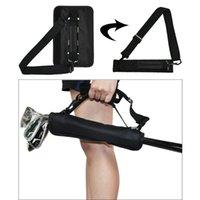Golf Bags Practice Bag Holder Carrier & Shoulder Strap For 3-4 Clubs - Strong Long Lasting Choose Colors