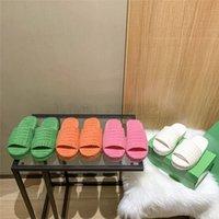 Sünger Terlik Havlu Jakarlı Tarzı Ev Ayakkabı Rahat Yumuşak Platformu Kaydırıcılar Boyutu 34-45 Sonbahar Kış Bayan Erkek Slayt Sandalet Terlik 4 Renk