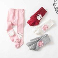 تصميم الجوارب و جوارب الخريف الوليد الطفل الملتصقة طفل جوارب طويلة القطن الطفل الحمار كبير pp جوارب طويلة الملتصقة 0-3 سنوات بالجملة السعر