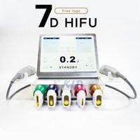 منتجات التجميل online 7d hifu تشديد الوجه بالموجات فوق الصوتية عالية الكثافة مركزة الوجه رفع التجاعيد تخفيض الدهون تقليل الجلد تشديد الجهاز