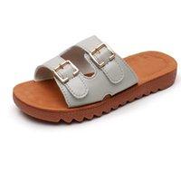 Pantofole Gioiio Zapatillas Mujer Casual All-Match non stanco Sandali estivi Donne scarpe da sci antiscivolo Sandalias morbido sandalias 2021
