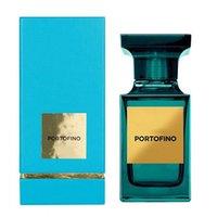 Fragancia de perfume para mujeres o hombres Portofino EDP 100ml Spray de buena calidad perfumes Fragancias frescas y agradables