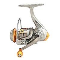 DC150 Type Pesca Bobina Non-Gap Micro Metallo Rotella rotella ad alta velocità Metallo Rotazione rotazione Accessori da pesca Accessori per pesca Vendita calda