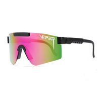 Factory Outlet The 1993 Polarized Double Wide Pit Viper Sunglasses sports outdoor ski glasses 01