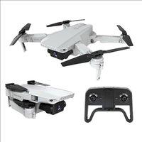 Kf609 mini rc drone pliable drone 4K caméra wifi FPV Pocket drones de poche selfie quadcoptère fixe hauteur fixe drron hélicoptère jouet