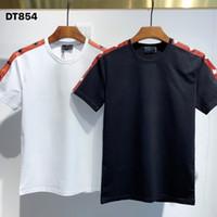 Designer Designer T Shir Fashion Brand T-Shirt Star Designer Primavera Estate Color Manica Senza vacanze Manica corta Tees Casual Letters Tops