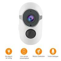 Cameras 1080P Wifi Mini IP Camera Wireless Cam Baby Monitor Solor-power Indoor Outdoor Security Surveillance