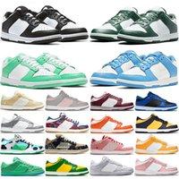 Nike Sb Dunk Low Shoes Chunky Dunky Running Sneakers for Man and Women Dunks OG Pink Velvet Green Bear Syracuse 발렌타인 데이 트레이너 스포츠