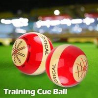 Nuova criclica Biliardo Standard Ball Ball Resina fenolica 57.2mm Biliardo Design Design Design Training Cue Black 8 Ball