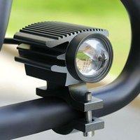 Car Headlights Motorcycle LED Lights Motorcyle Sport Spotlight 12 - 80V Aluminum Alloy Fog Hazard