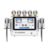 2021 Nova Chegada 7D Hifu Ultraformer Outros Equipamentos de Beleza Ultramage Anti Wrinkle Face Lifting and Body Emagrecimento Máquina FDA Aprovação 2 ANOS GARANTIA