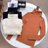 2021ss designer women tech fleece knitted sweater bottoming shirt high-end round neck pullover logo brand long sleeve coats jackets tops womens designer clothes