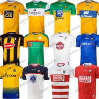 Irland GAA Rugby Jerseys Antrim Offaly Donegal Clare Gaelic Football Jersey Kildare Kilkenny Carlow Longford shirts New-York Roscommon Cork Sport Tragen S-3XL Top