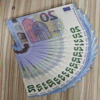 Business 20 Самые реалистичные копии Поддельные деньги Ночной клуб Nightclub Euros Movie Paper Bank Note Play для Коллекции 25 KJMOS