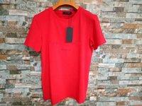 Vendita diretta della fabbrica di alta qualità Nuovo designer di marca Manica corta Stampa moda uomo e donna T-shirt da donna Casual Abbigliamento da esterno T S-5X
