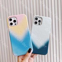fashion phone cases for iPhone 12 pro max 11 11Pro 7p 8p X XS XR XSMAX PU leather protection case designer cover with box