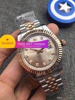 Uhren The Master Design Designer Bewegung Uhren Luxusuhr Montre de Luxe Datejust 126333 126300 126334 126301 126333 116334 126331