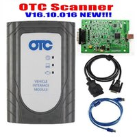 GTS OTC TIS3 Scanner Detection Tool For Toyota V16.10.016 Global Techstream Car Diagnostic Tools Support Multi-Languages
