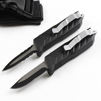 Special Survival Butterfly Blade Small Outdoor Tactical Knife 440C Gift F121 EDC Pocket Auto Xmas Knives Knifes Offer Black Rcuko