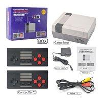 جديد الكلاسيكية التلفزيون فيديو لعبة وحدة التحكم 620 ألعاب الرجعية فيديو لعبة وحدة 2.4 جرام لاسلكي تحكم الرجعية الكلاسيكية لعبة هدية