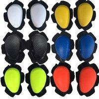 Motorcycle Mirrors Protective Kneepad Universal Sliders Joelheiras Rodilleras Genouillere Motion Moto Proteccion Knee