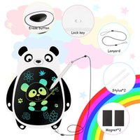 Educational Toys LCD Writing Tablet for Kids 9.4 Inch Colorful Doodle Board Drawing Pad Home School Learning Toy Gifts