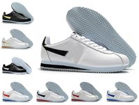 2021 المصممين الكلاسيكية كورتيز النايلون RM الاحذية والأحذية الوردي أسود أحمر أبيض أزرق يدير جودة عالية chaussures cortezs الجلود bt qs الرياضة أحذية رياضية