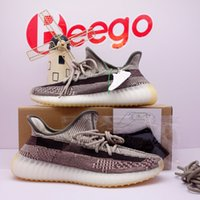 yeezy yeezys yezzy yezzys yzy boost 350 sply [Shipped ASAP] kanye west v2 running shoes yecher ash stone clay earth desert sage carbon womens men sports sneakers 36-47