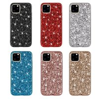 Electroplating Diamond-Skin Skin per custodie per telefoni cellulari All-inclusive XSMAX Anti-Drop Hard Shell 11Pro Glitter Pasture Accessori