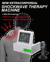 Portable Physical shockwave Therapia Equipment ED Electromagnetic Extracorporeal Shock Wave Therapy Machine Pain Relief Body Relax Massager