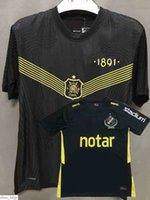 2021 2022 Aik FotBoll Soccer Jerseys Home Larsson Rogic Tihi 130 anni 21 22 Camicia da calcio