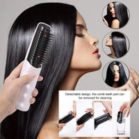 Hair Brushes Electric Infrared Massage Comb Growth Care Treatment