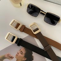 Belts Korean Exquisite Light Gold Fashion Belt For Women With Dress Coat Waist Cover Adjustable Jeans Designer High Quality