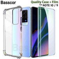 360 Phone Case For Xiaomi Remi 8 7 9 10 Pro 9A 9C 9S Poco M3 F2 F3 F1 X3 Por NFC Mi 10 11 Ultra 9T 10T Lite Cover With Film